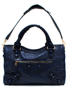Perfectly Perforated Handbag