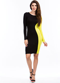 Curves Ahead Midi Dress