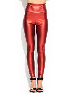 Higher Ups Faux Leather Leggings