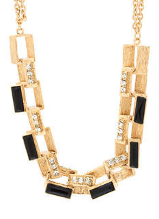 Building Blocks Jeweled Necklace Set