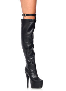 Thigh High Platform Boots