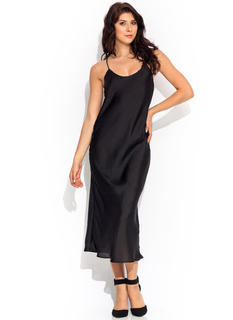 Washed Slip Maxi Dress