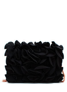 Petal Pusher Ruffled Clutch