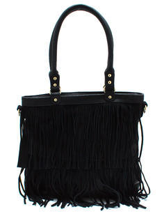 Pardon My Fringe Handbag