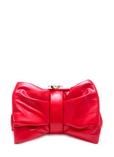 The Right Puff Faux Leather Clutch
