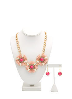 Florally Yours Necklace