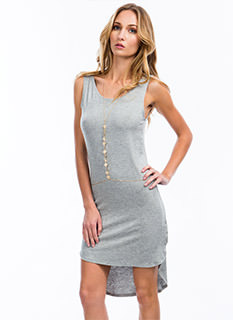 Everyday High-Low Tank Dress