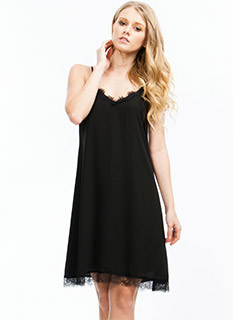Trace Of Lace Cami Dress