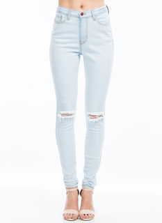 Take A Knee Distressed Jeans