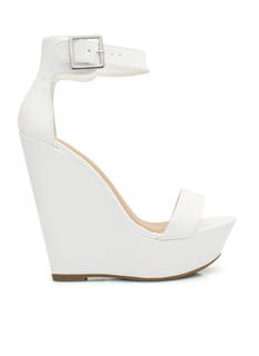 Time 2 Shine Platform Wedges