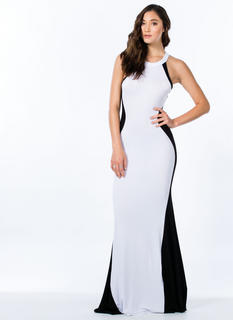 Hourglass Figure Mermaid Maxi