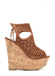 Diamond Perfection Cut-Out Wedges