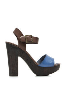 Hi Scale Chunky Faux Wood Platforms