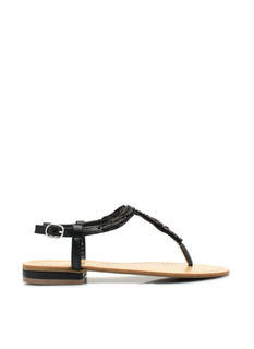 Off the Beaded Path Sandals