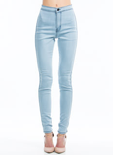 I Dream Of High-Waisted Skinny Jeans