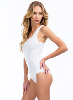 Ace Of Basic Sleeveless Bodysuit