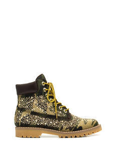 Jewel Miner Camo Hiking Boots