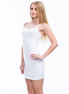 Slip Your Mind Strappy Cami Dress