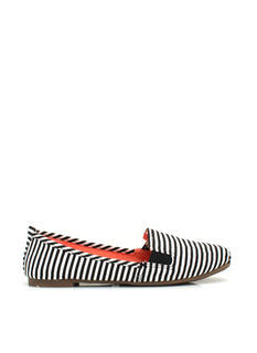 Stripe Up The Band Smoking Flats