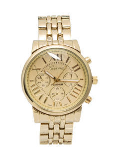 Roman Numeral Boyfriend Watch