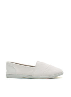 Go To Pieces Canvas Skimmer Flats