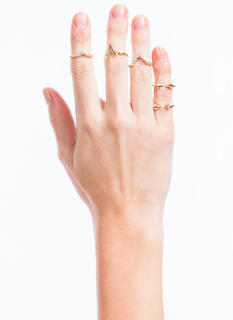 EKG Five Ring Set