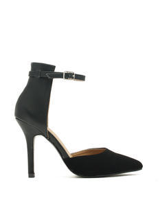 Be A Lady D'Orsay Heels