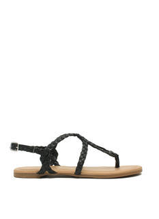Braided Loop Sandals
