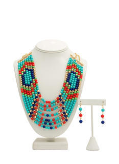 Bead Me To It Necklace Set