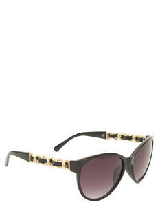 Interwoven Chain Thing Sunglasses