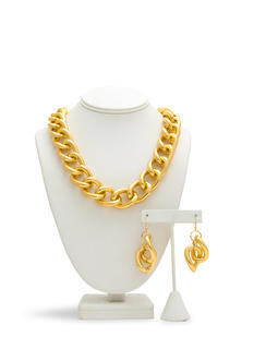 Ain't No Thang Chain Necklace Set