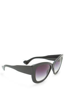 Thick Cat Eye Sunglasses