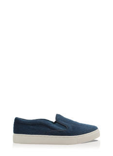 The Fuzz Slip-On Sneakers
