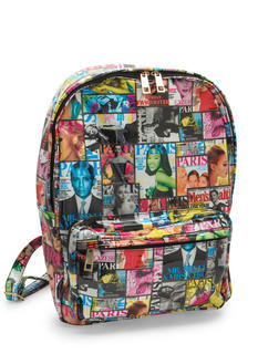 Cover Page Magazine Backpack