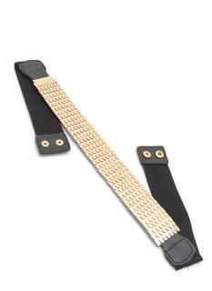 Plated Scales Belt
