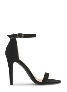 Less Is More Single-Strap Heels