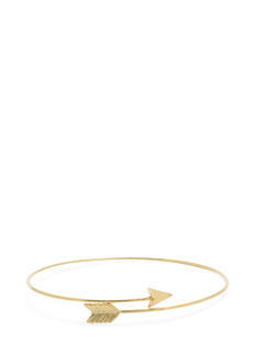 Dainty Metal Arrow Bracelet
