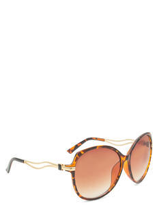 Diva Wave Oversized Sunglasses