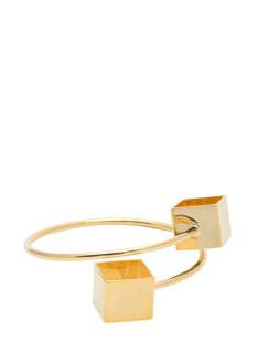 Cubist Cut-Out Bracelet