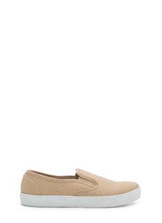 Come Slither Scaled Slip-On Sneakers