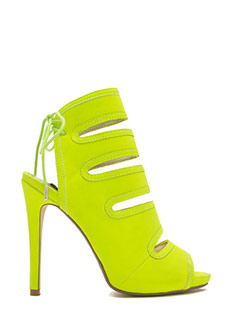Show Your Slits Stiletto Heels