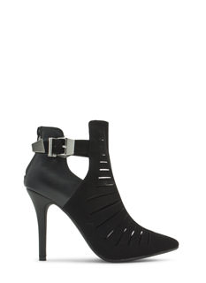 To The Point-y Slit Stiletto Heels
