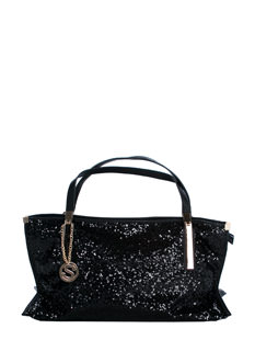 All That Glitters Sequin Handbag