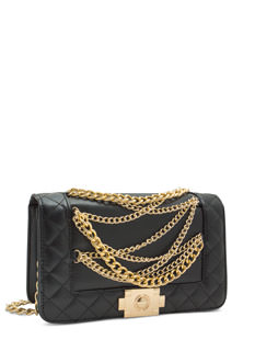 Chain Game Quilted Purse