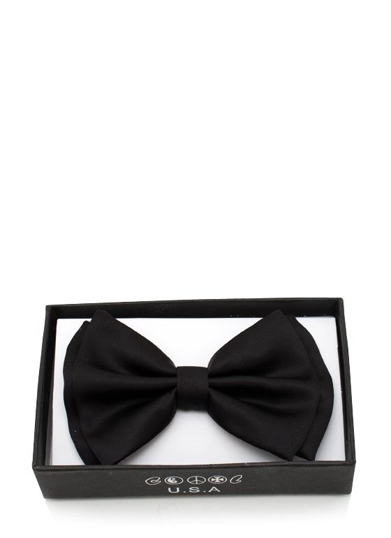 Fashion Bowtie BLACK