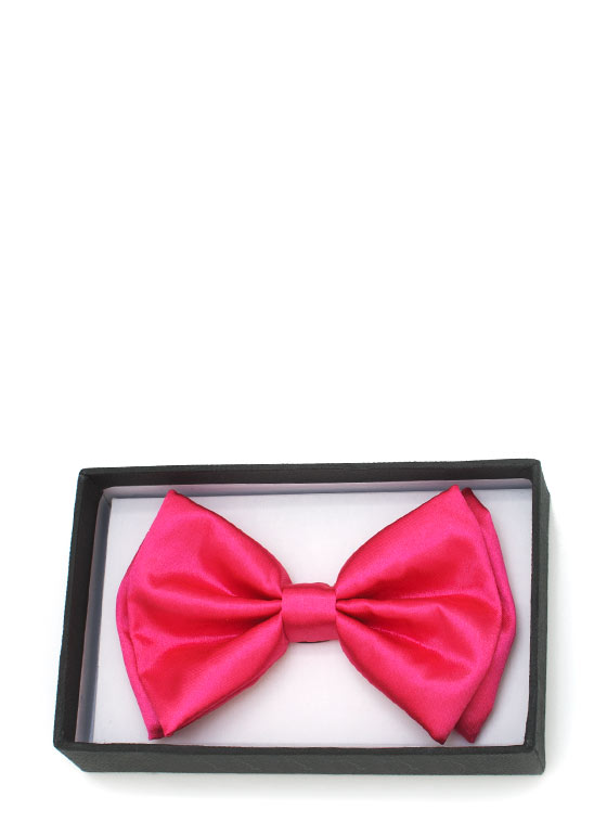 Fashion Bowtie HOTPINK