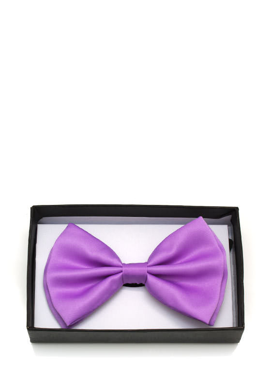 Fashion Bowtie LAVENDER