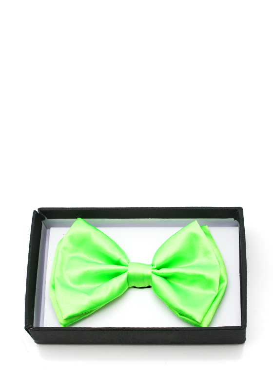 Fashion Bowtie LIME