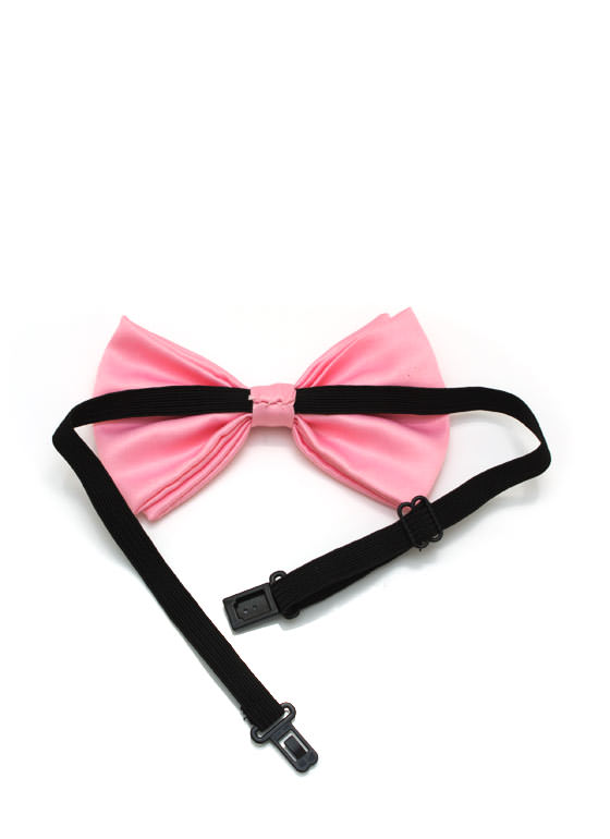 Fashion Bowtie LTPINK