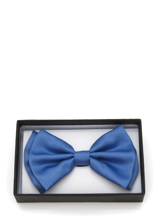 Fashion Bowtie PERIWINKLE